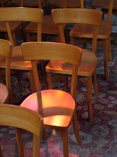 Chairs for church