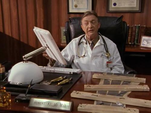 Scrubs Dr. Bob Kelso