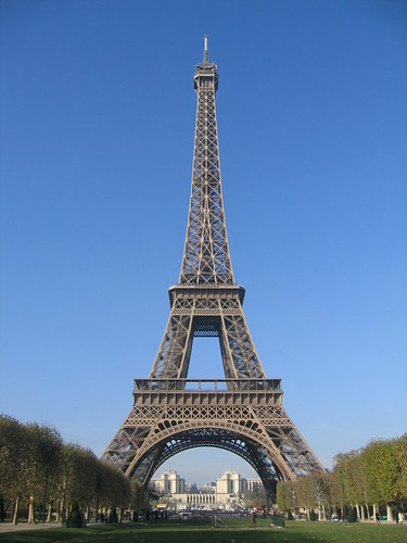 La Tour Eiffel par astria