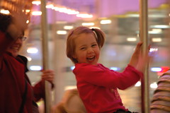Schuyler on the carousel (Citizen Rob) Tags: schuyler carousel