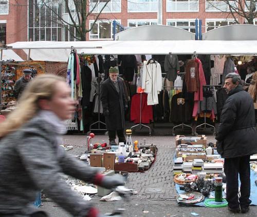 Amsterdam - Waterlooplein & Plantage