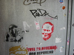 Graffiti of Tito