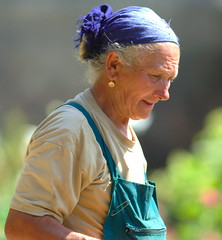 The gardener (pedrosimoes7) Tags: world portrait women top20portrait cc creativecommons capture gardenning firstthought wwportugalfinalist 76points topphoto topphotoblog wwwinner semana14 flickrduel portraitworld thegalleryoffineportraitphotography