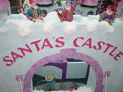DSC00195 (Faded Photograph) Tags: mall display nt mississauga christmas05 square1 santascastle