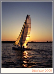 sailing (TexasValerie) Tags: sailboat sailing lake travis texas sunset