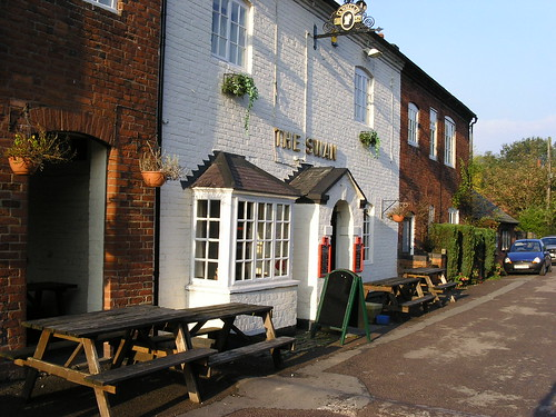 The Fradley Swan