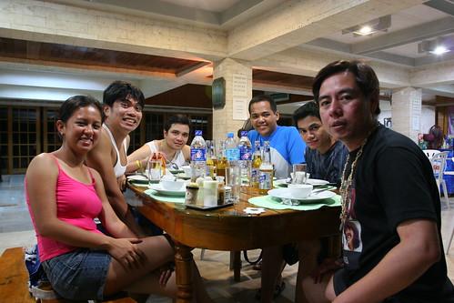 Dinner @ Bantayan Beach - 1