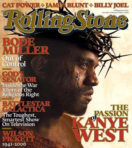 An all-access, totally non-exclusive interview with Kanye West, the