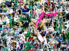 COLORFUL WISHES (HORIZON) Tags: iran horizon tie persia knot wishes wish ghadamgah neyshaboor neyshabur