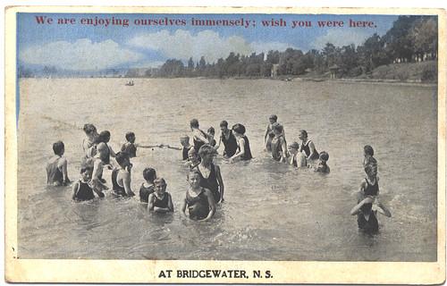 Bridgewater postcard