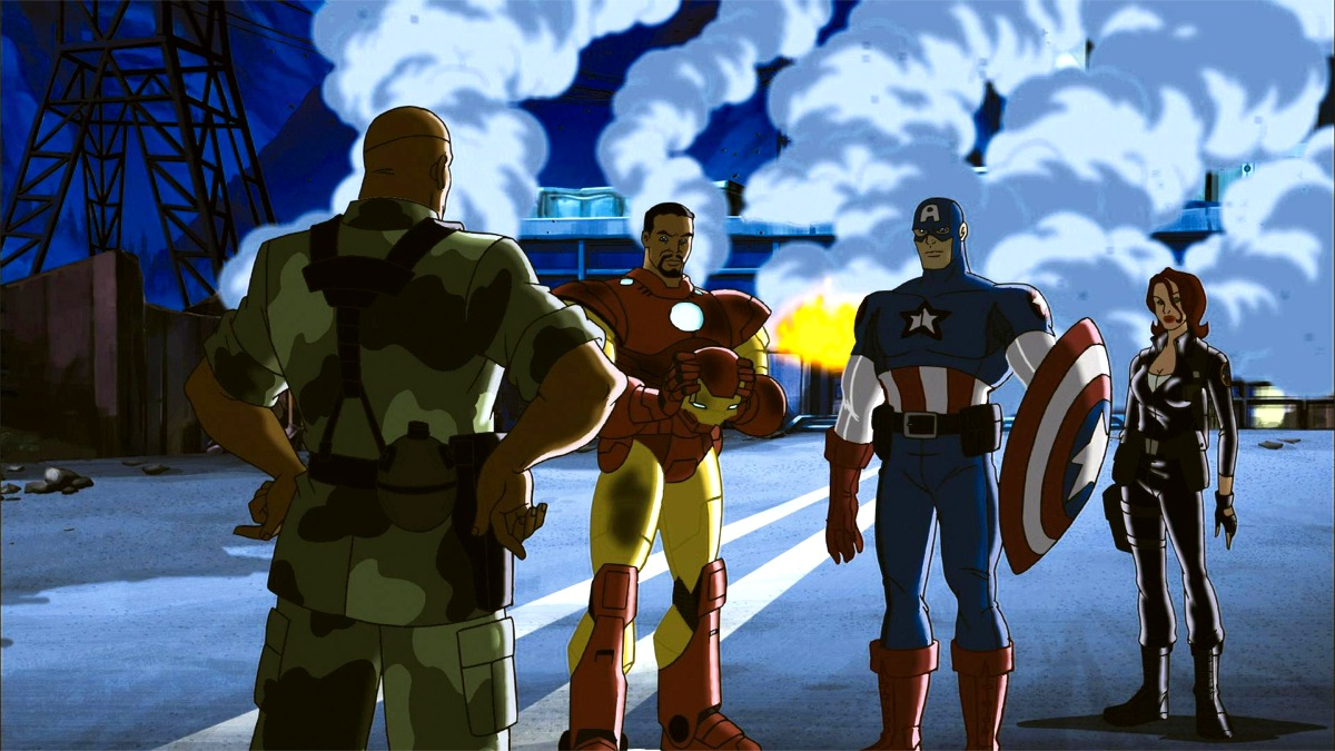 ultimate avengers cartoon movie and related movies ult avengers 1