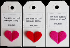 valentine gift tags.