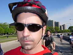 bike the drive (nutsackylacky) Tags: chicago lakeshoredrive bikethedrive