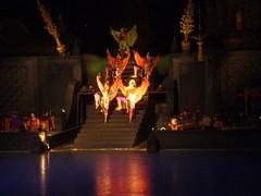 Ramayana ballet (Chelle's shots) Tags: yogyakarta prambanan ramayana
