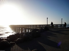 The Swakopmund jetty