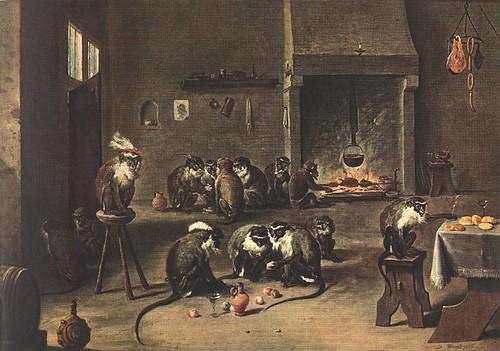 D.Teniers-Apes