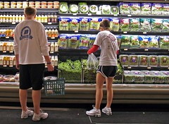 Shorts (.michael.newman.) Tags: wisconsin store salad wholefoods milwaukee shorts greends
