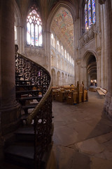 Towards the Nave (Andrew Stawarz) Tags: nikon published d70s explore elycathedral theoctagon sigma1020mmf456exdchsm adobelightroom explored thenave utata:project=upfaves