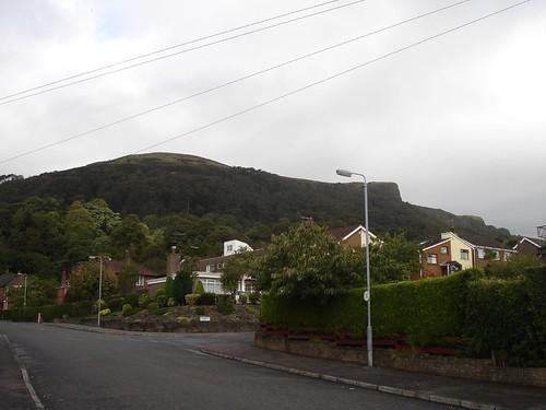Cave hill, Belfast