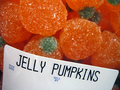 Jelly Pumpkin Candies I