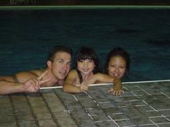 Jeremy, Ririka, and Ai San