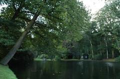 Forellenvijver, Troutpond (Patrick Veldwijk) Tags: park nature pond woods forrest natuur trout bos veluwe vijver paleis forellen hetloo forel