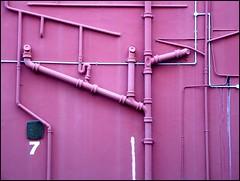 Flowchart (A Different Perspective) Tags: pink newzealand wall plumbing pipe 7 wellington numeric abigfave anawesomeshot 0xac5f9b bachprint auntiepbach robembach katebach annabach lesliebach pollybach artiibach bachfinal wfe2007 ysplix adp:posted=2006