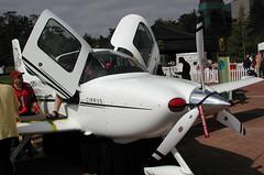 Cirrus Demo Aircraft
