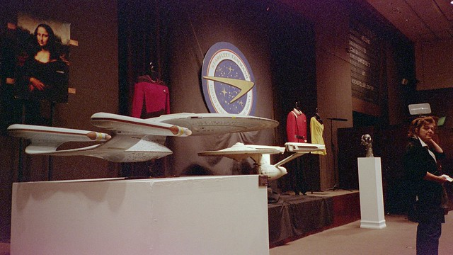 Lots at Christies Star Trek auction by stasiuwong