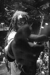 Darryl at CBGB's