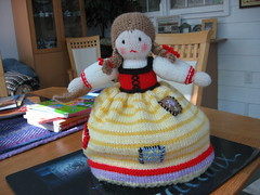 Knitting Pattern For Upside Down Cinderella Doll : Ravelry: Cinderella Topsy-Turvy Doll pattern by Jean Greenhowe