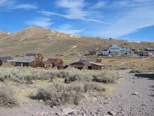 Ciudad abandonada de Bodie