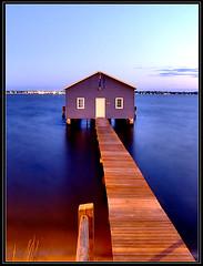 Matilda Bay Boatshed