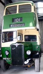 Midland Railway - Old Mansfield Woodhouse bus (janet7r) Tags: bus derbyshire midlandrailway butterley mansfieldwoodhouse