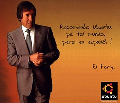 El Fary recomienda Ubuntu - by Luther Blissett - ThE FuCkInG sHiT