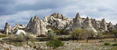Close to the Goreme open air museum