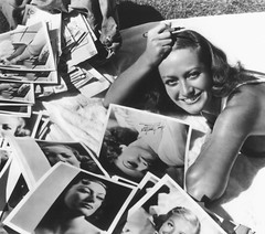 surely my letter would've been in there. (carbonated) Tags: fan mail famous joancrawford