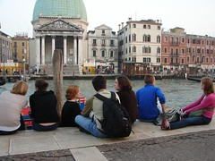 Team England, Venice