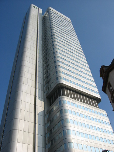 Silver Tower Dresdner Bank Abb Architekten Frankfurt Am Main A