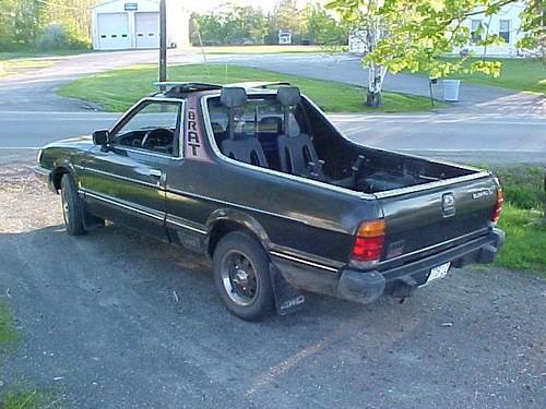 '85 Subaru Brat