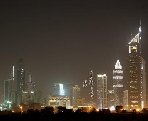 The Sparkling DUBAI City