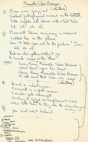 The Beatles – Maxwell's Silver Hammer Lyrics | Genius Lyrics