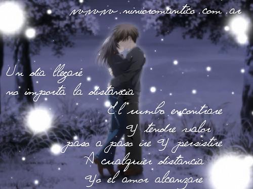 Imagenes de Animes con frases de amor  Taringa