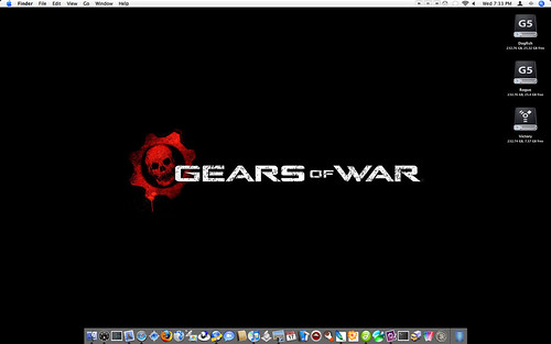 gears of war wallpaper. Gears of War Wallpaper