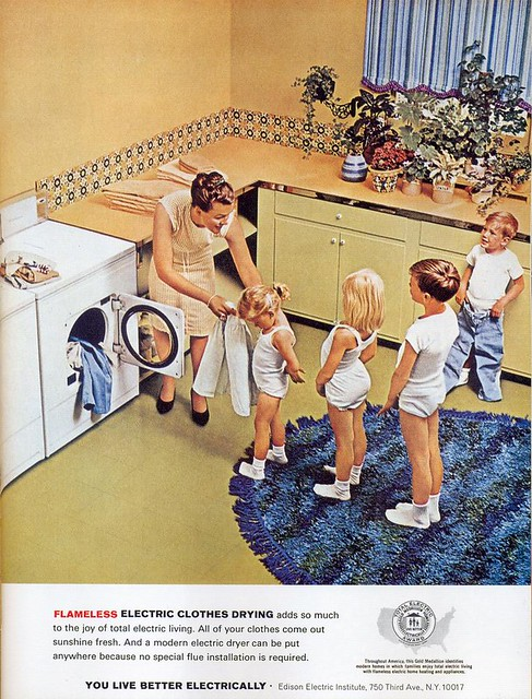 Edison Electric ad, 1965