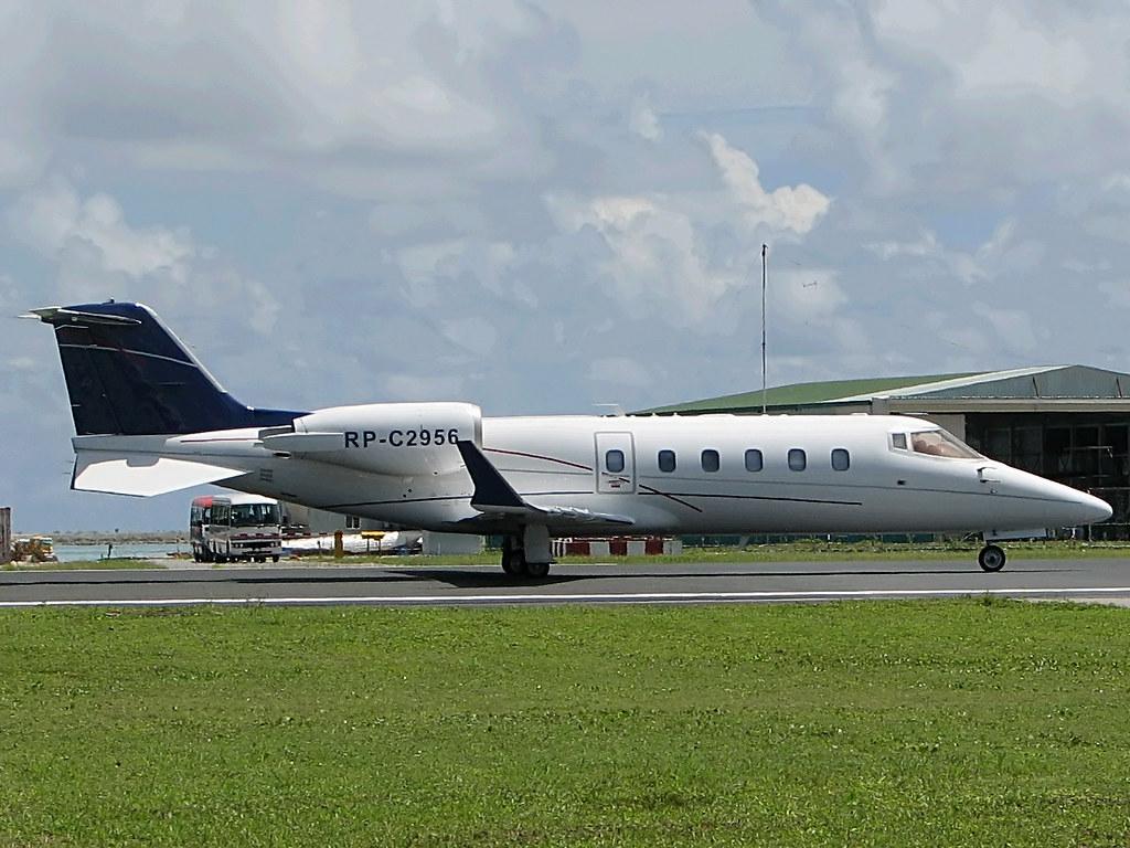 RP-C2956 Learjet 60