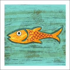 ilustración para tarjeta: cuentos de sevilla (modelo 1) - by dimitrabajos