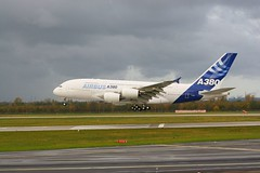 First Visit  A380 Airbus in Duesseldorf (DocAdvert) Tags: oliver airbus a380 docadvert duesseldorf dus kramp fwxxl msn002 a380841 ollikramp