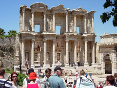 Library of Celsus (scot2342) Tags: 2005 turkey ephesus aroundtheworld libraryofcelsus