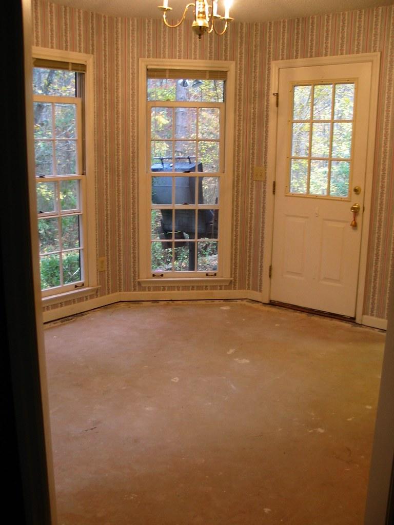 Floor - bare